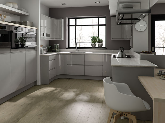 Remo Dove Grey Cheap Kitchens Ireland Fitted Kitchens Cash